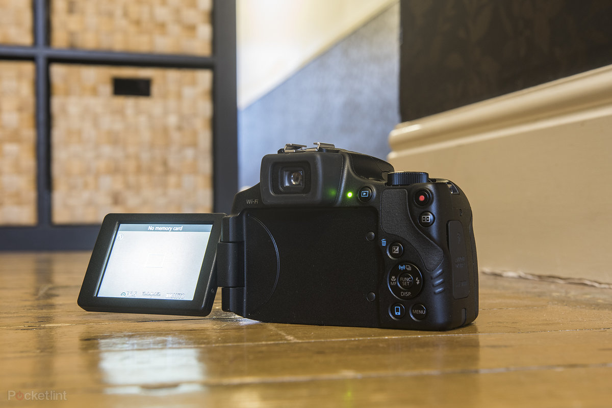 Canon PowerShot SX60 HS review: To the zoom and back - Pocket-l