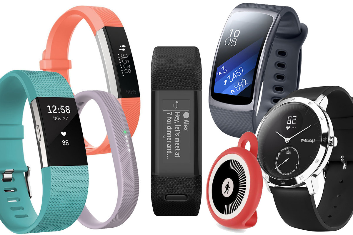 The Best Fitness Trackers 2018 Top Activity Bands To Today Pocket Lint