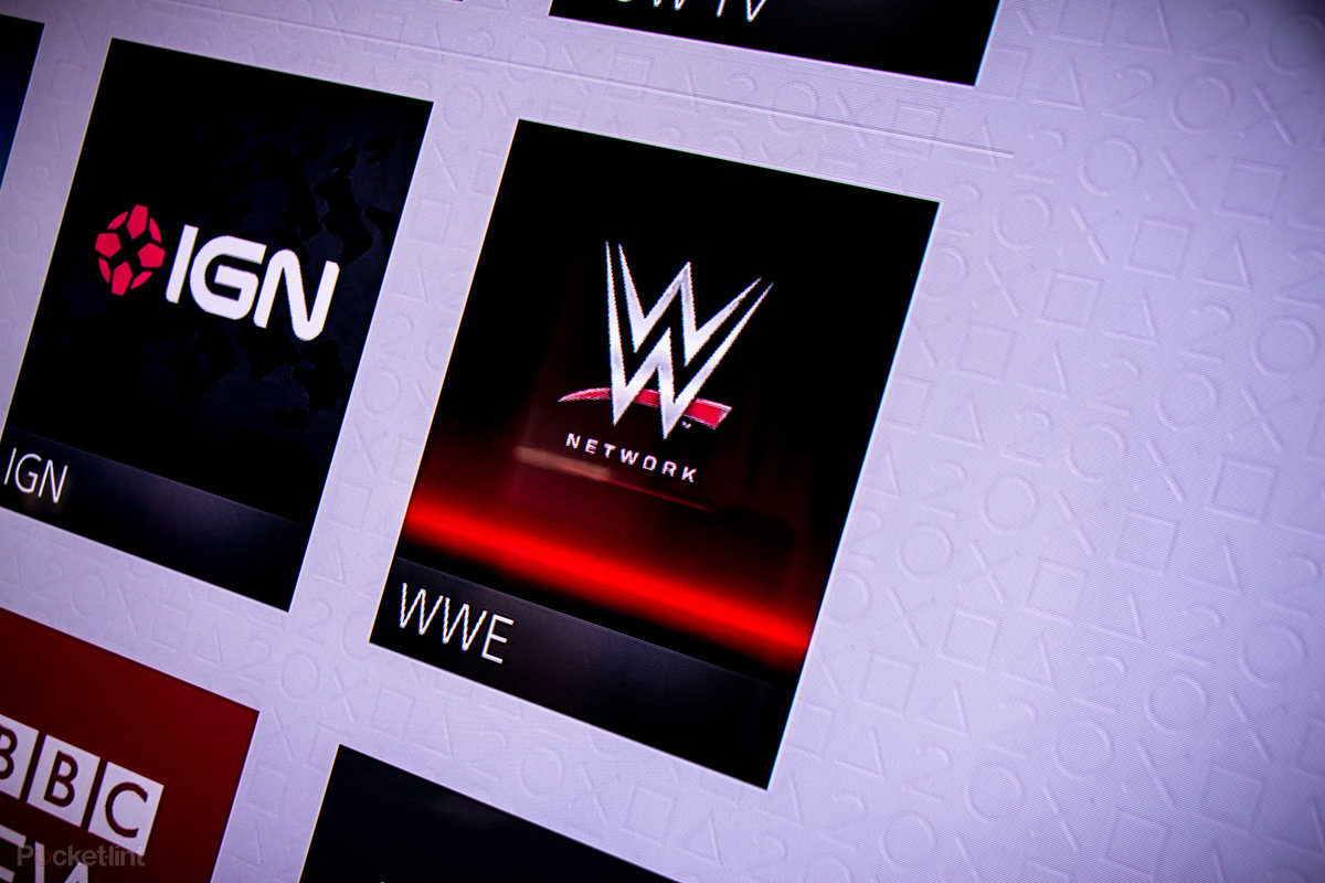 WWE Network now available in UK, PS4 app arrives for streaming