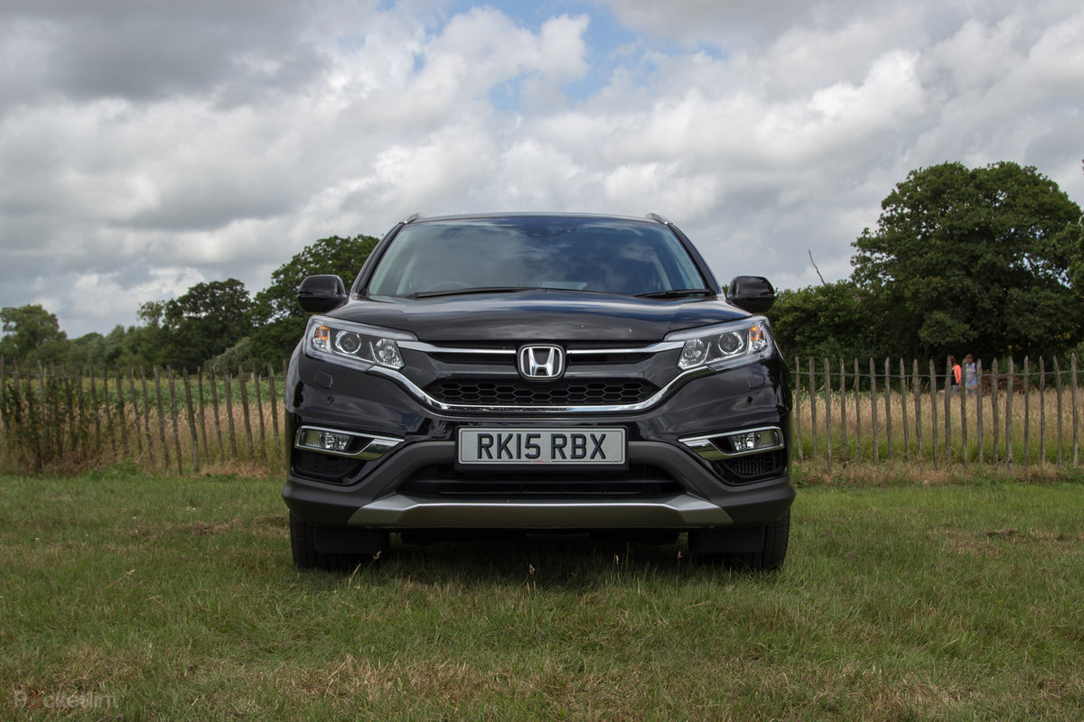 Honda CR-V 2015 review: Tech-tweaked SUV