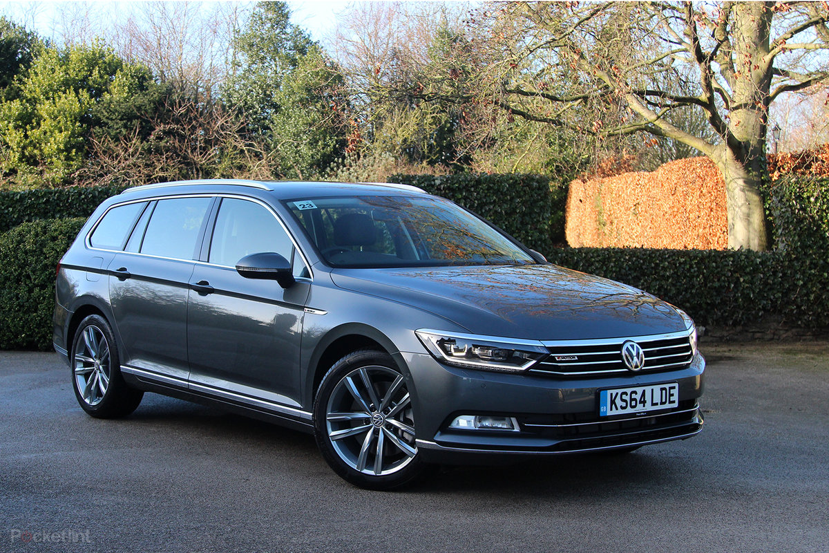 Volkswagen Passat (2015) first drive: Shedding its dull image - Pocket-lint