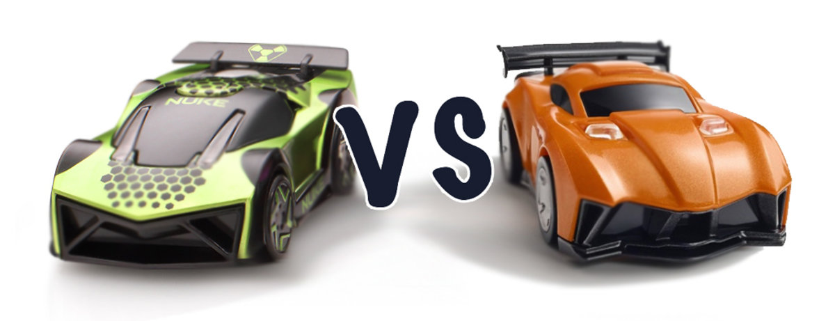 Anki Overdrive Vs Anki Drive All The New Features Explained