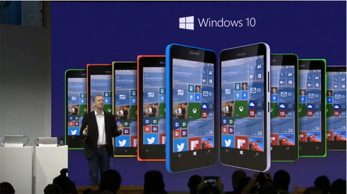 Microsoft Windows 10 for phone: This is what Project Spartan br