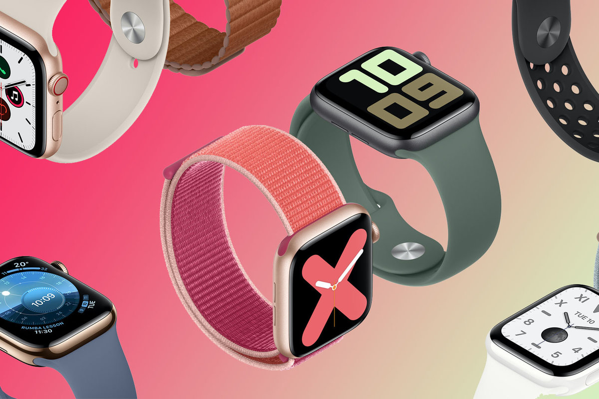 Rama capítulo persona que practica jogging  Which Apple Watch and strap is right for you?