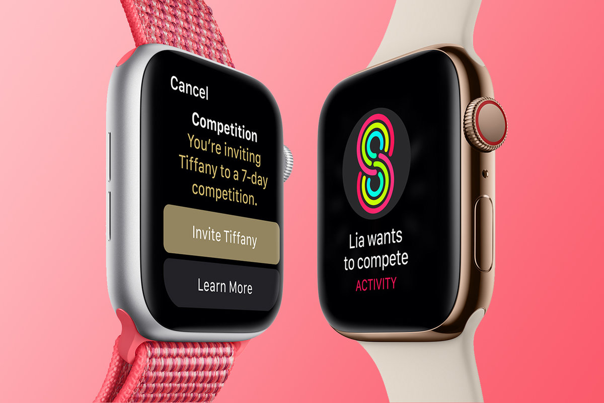 Which Apple Watch And Strap Is Right For You Series 3 4 2 42mm Gold Aluminium With Midnight Blue Sport Band Nike Or Herms Pocket Lint