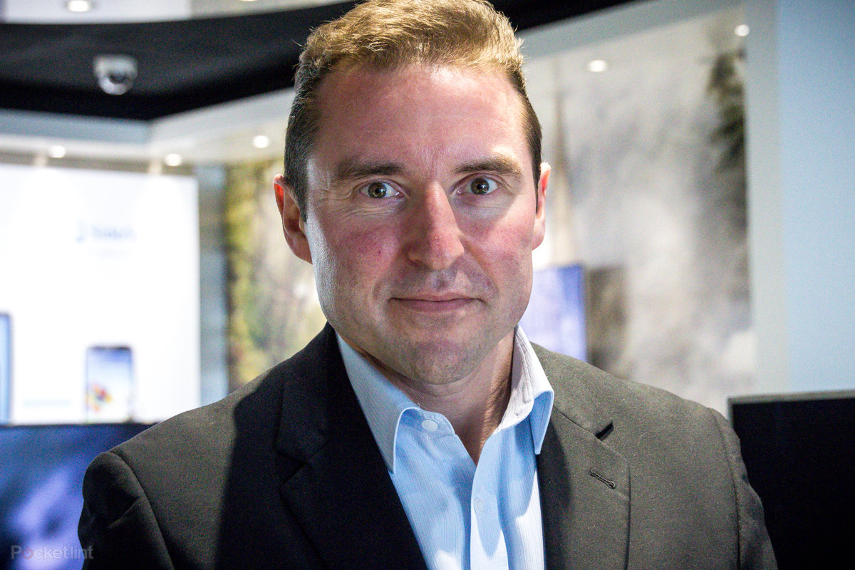 Exciting times: Samsung VP Robert King talks 4K, curved TV and