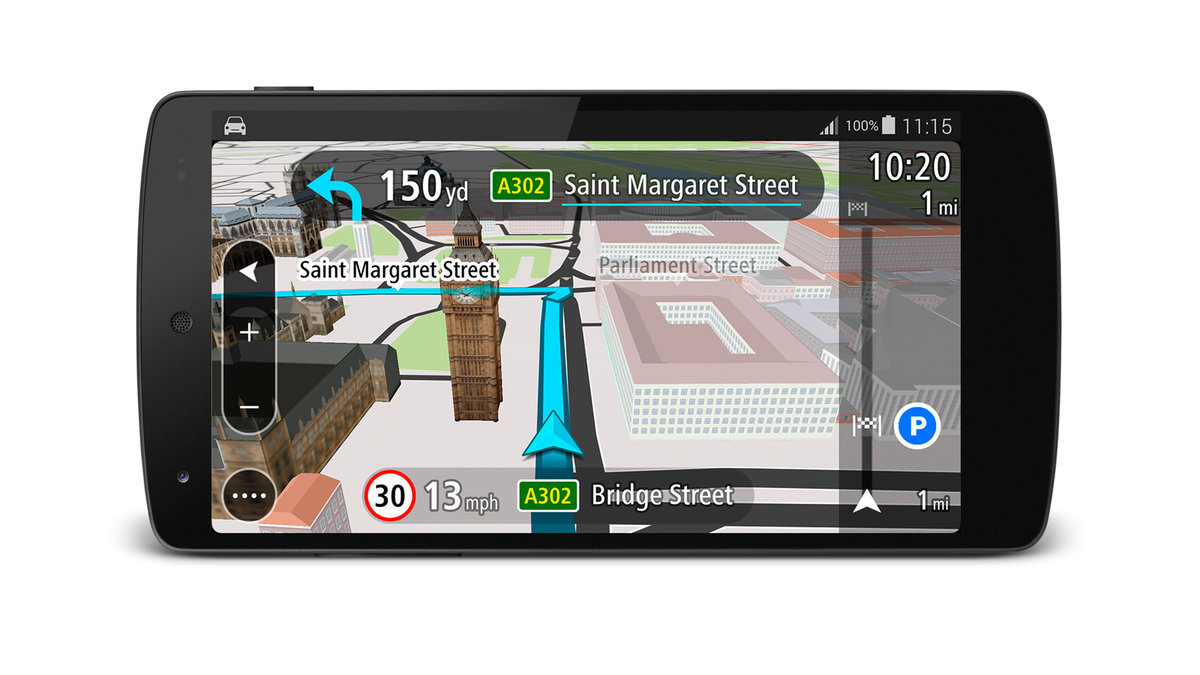 Tomtom Go Mobile Is Free Premium Satnav For Android But There S A Catch