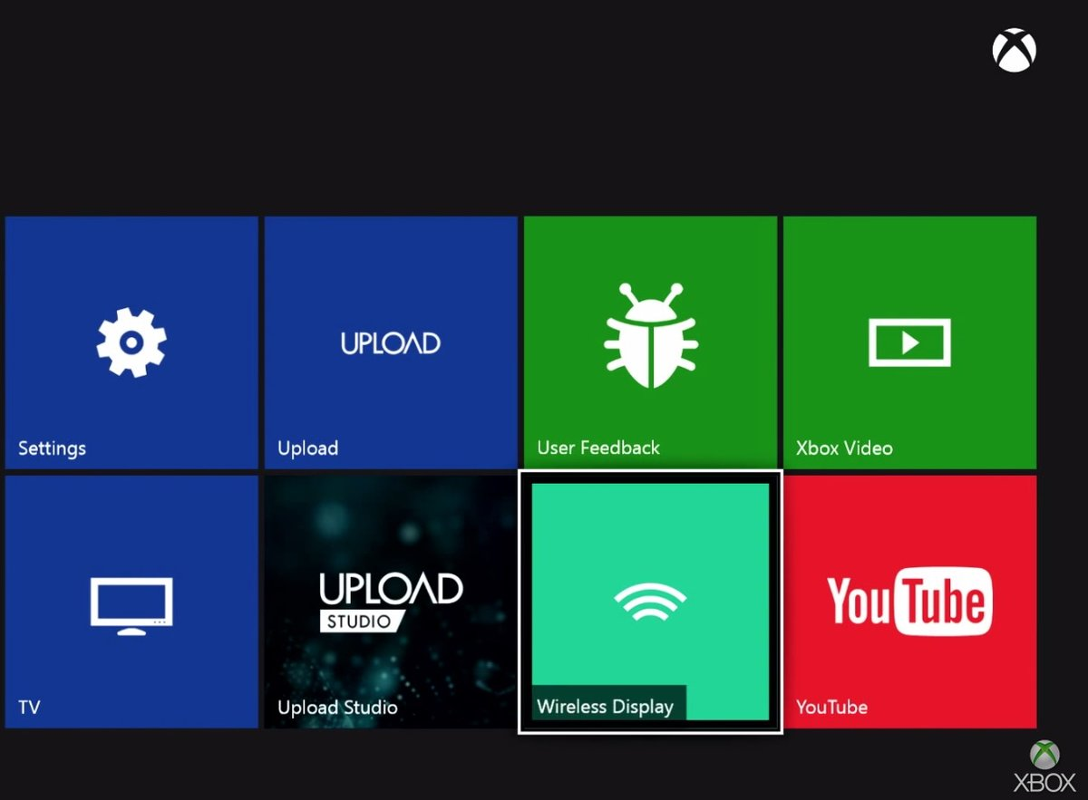 Microsoft's Wireless Display app for Xbox One brings support fo