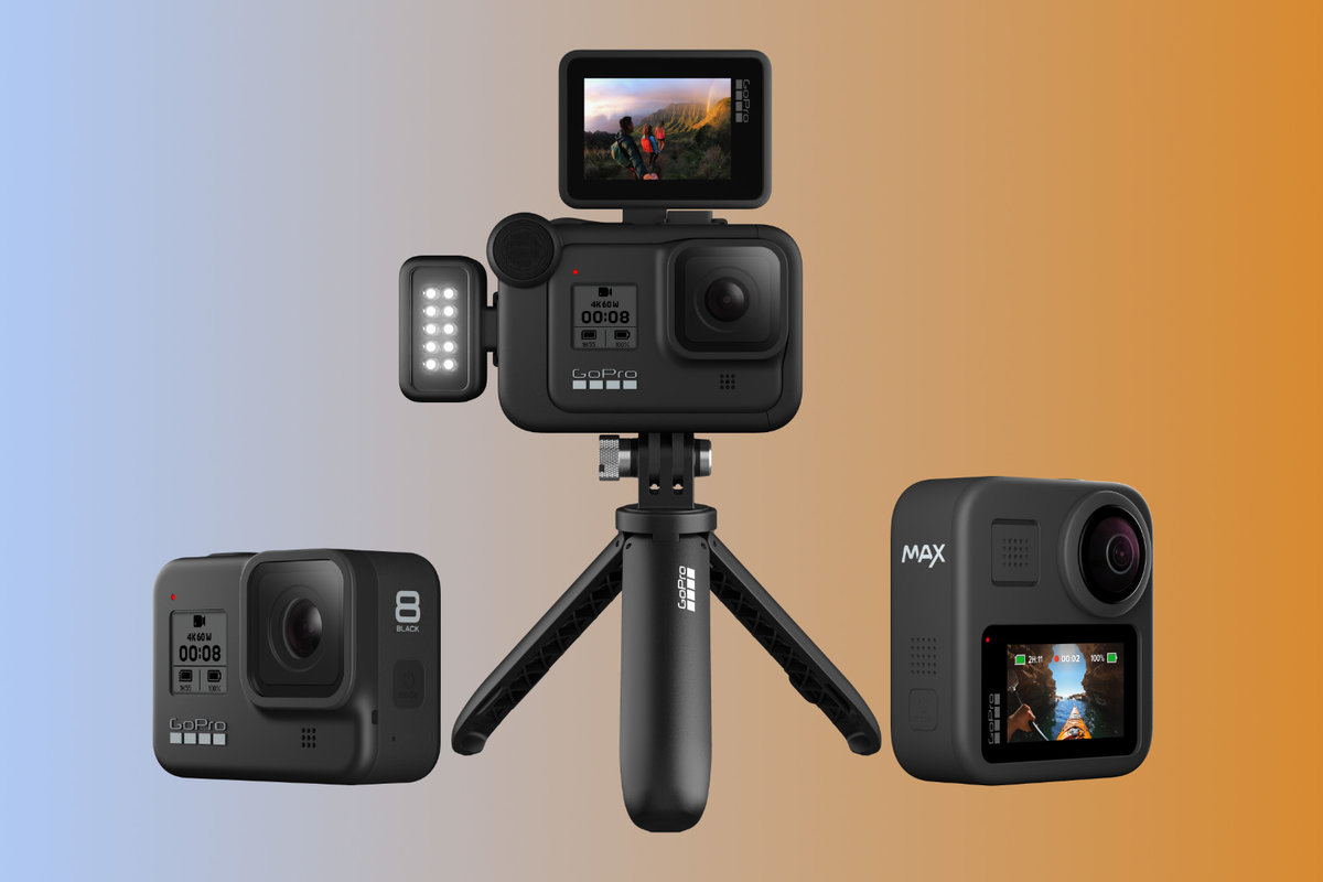 The Best Gopro 2021 Which Gopro Should You Buy Today For A Hol