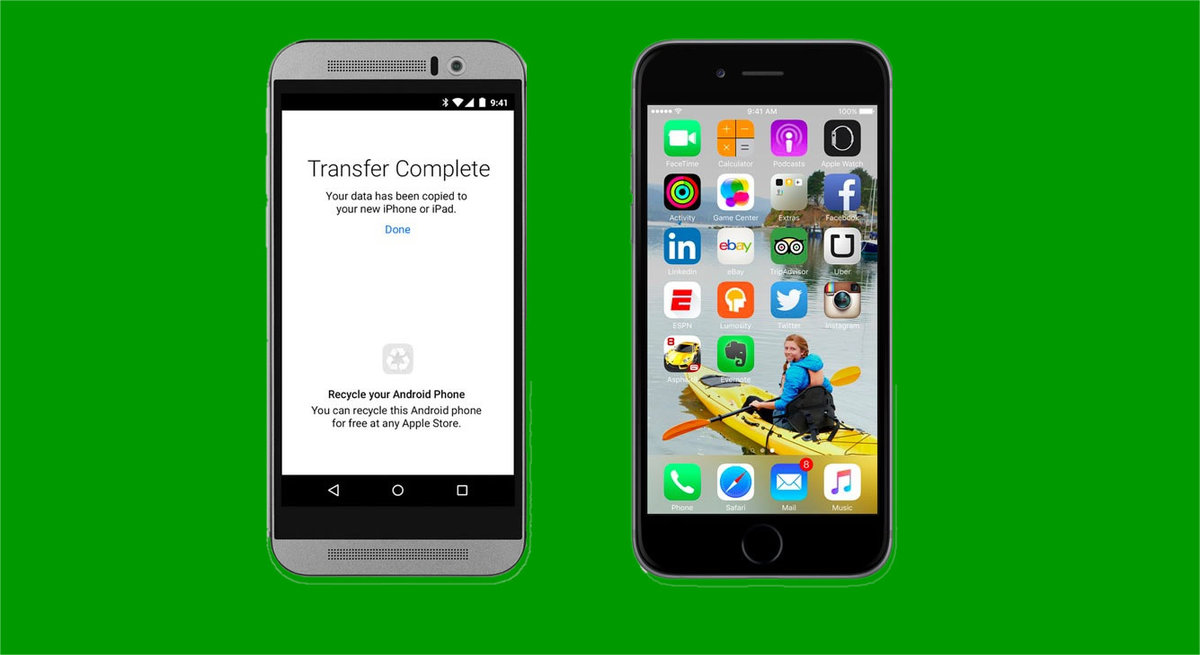 apple move to ios android app to make switching from google easy