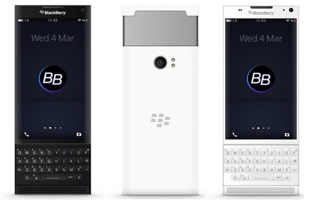Your next BlackBerry could be running Android, later this year