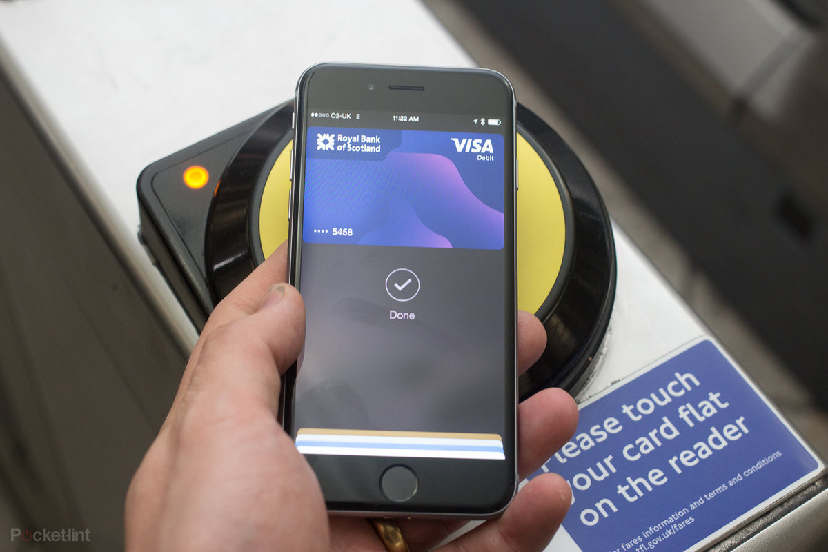 Using your iPhone, Android smartphone as an Oyster card in London