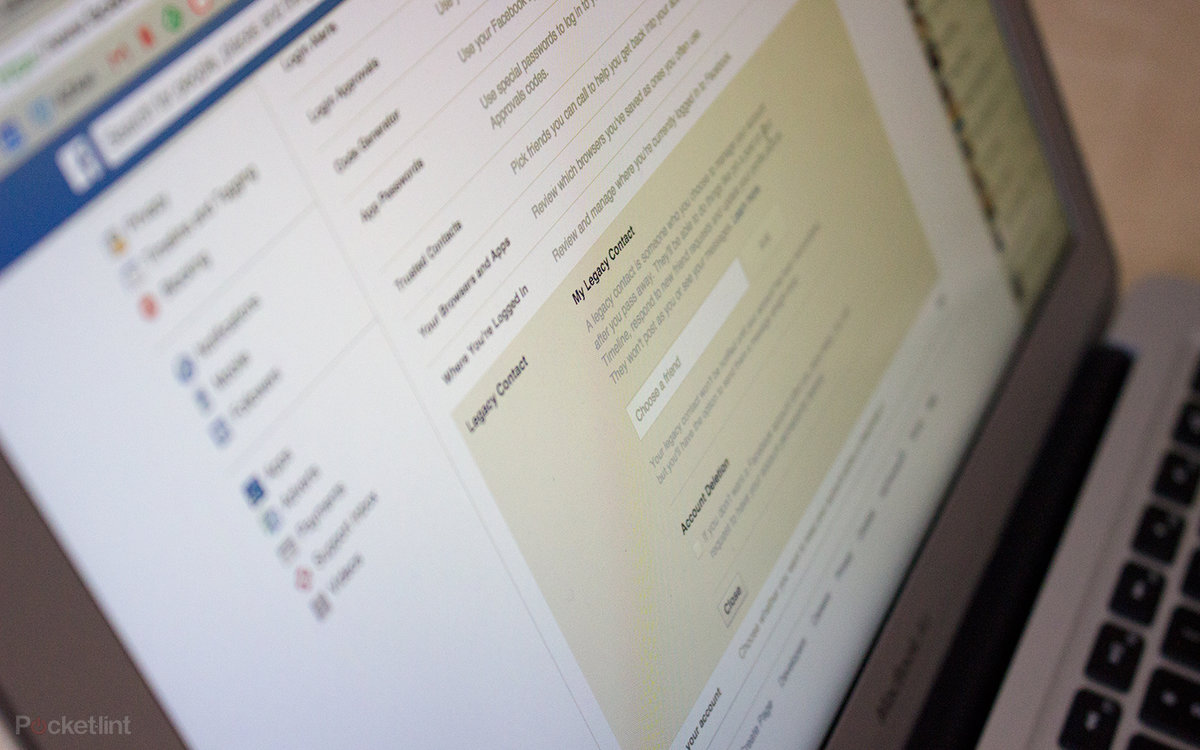 How to appoint a Facebook profile executor for after death