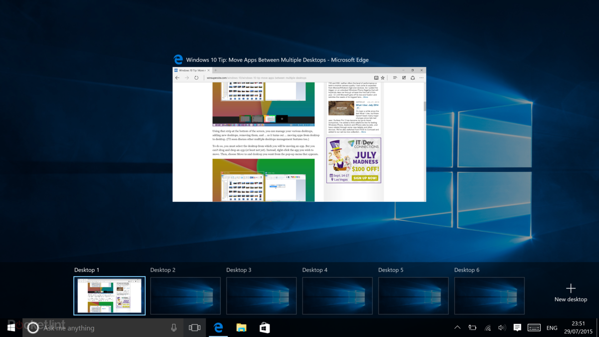 Windows 10 review: The best version of Windows there's ever bee