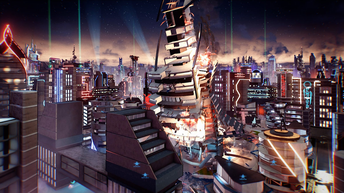 crackdown 3 preview the xbox one game that is beyond the ps4 s