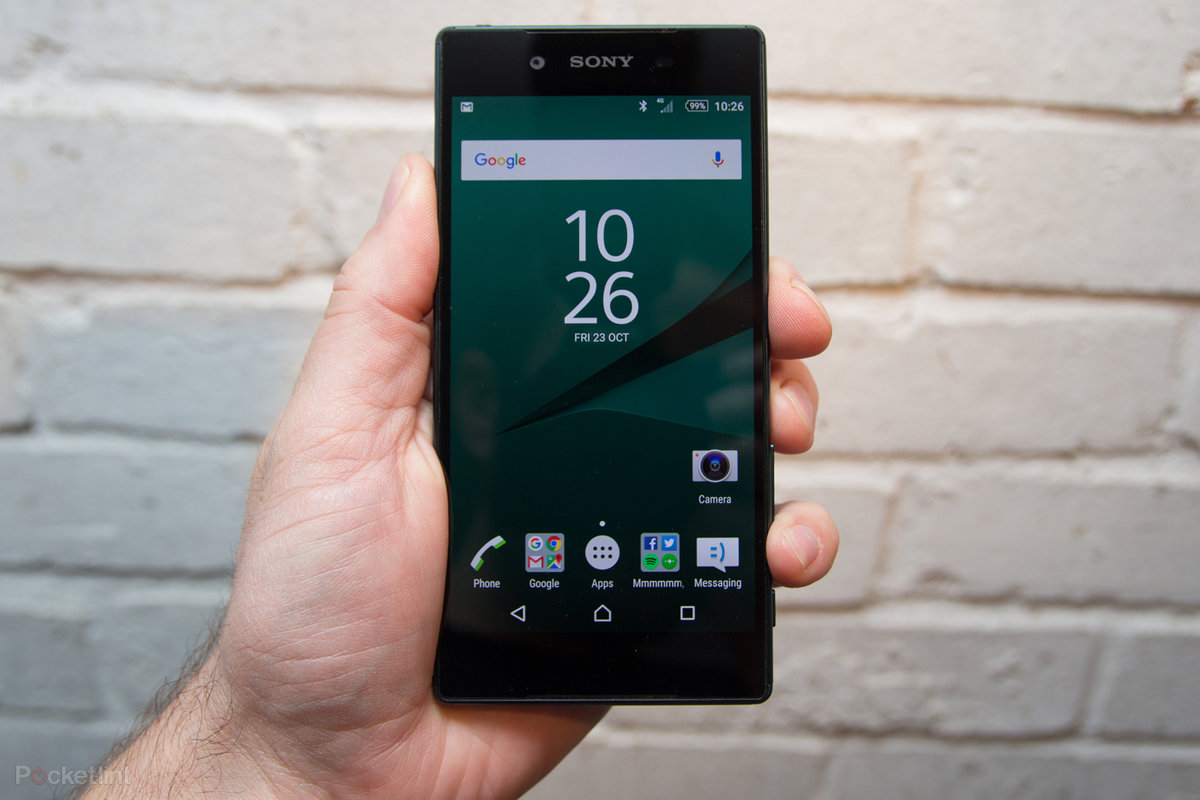 New flagship smartphone from Sony: Xperia Z5 with advanced features