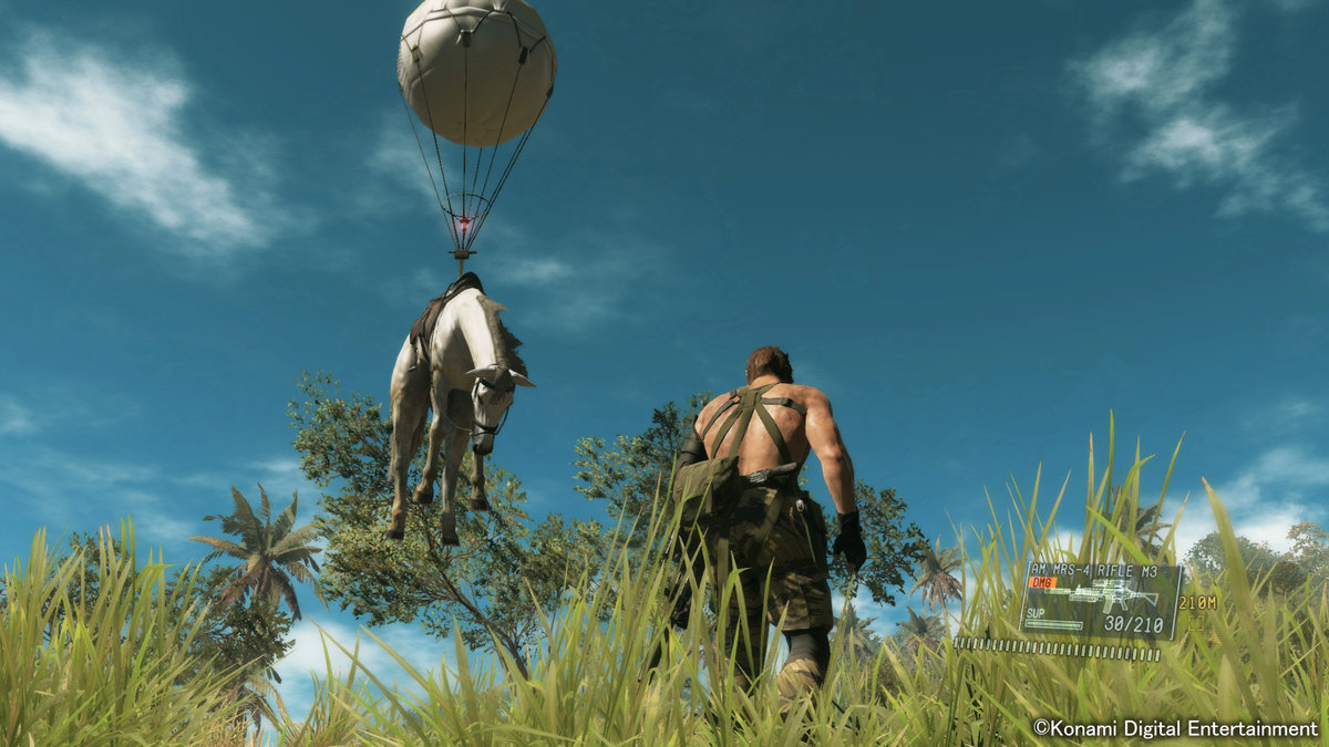 Metal Gear Solid 5 The Phantom Pain review: The best stealth ga