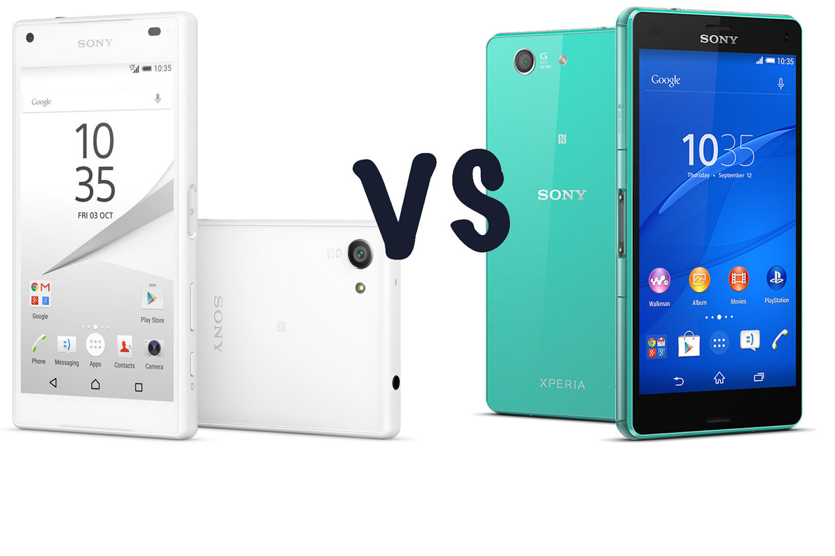 sony xperia z3 compact. Sony Xperia Z5 Compact Vs Z3 Compact: What\u0027s The Difference? - Pocket-lint