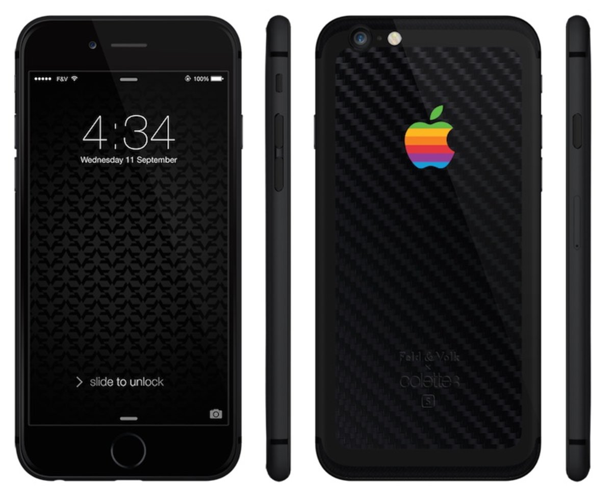 hot sales e0265 56e98 This custom iPhone 6S belongs to a new luxury series from Feld
