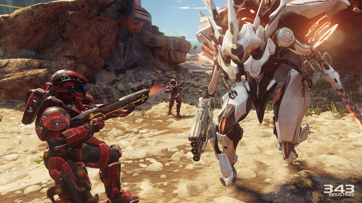 Halo 5 Guardians Review Benefits With Friends Pocket Lint