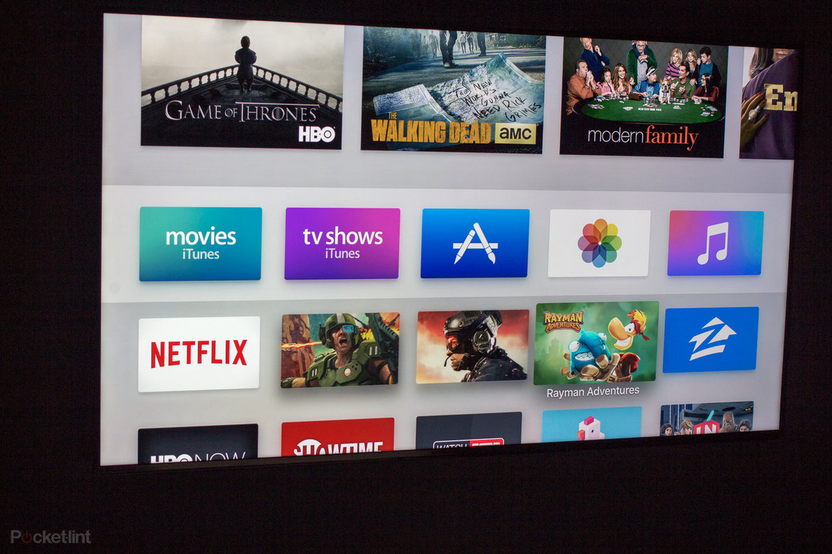 Apple TV App Store: Here's how to find and download new apps -