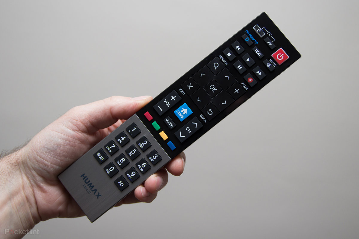 Humax FVP-4000T review: Freeview Play's first set-top box - Poc