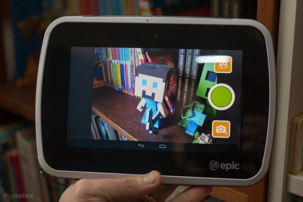 LeapFrog Epic review: Putting parents in control - Pocket-lint