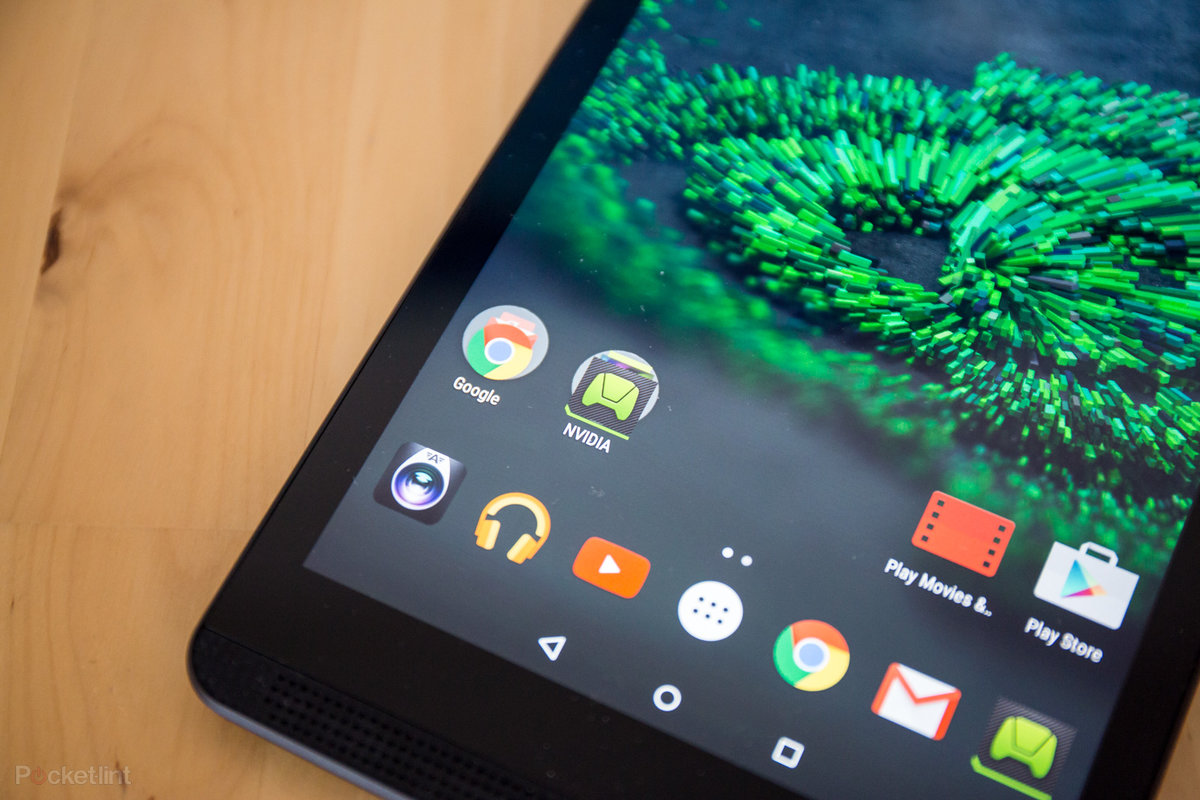 Nvidia Shield Tablet K1 review: The cost-effective gaming table