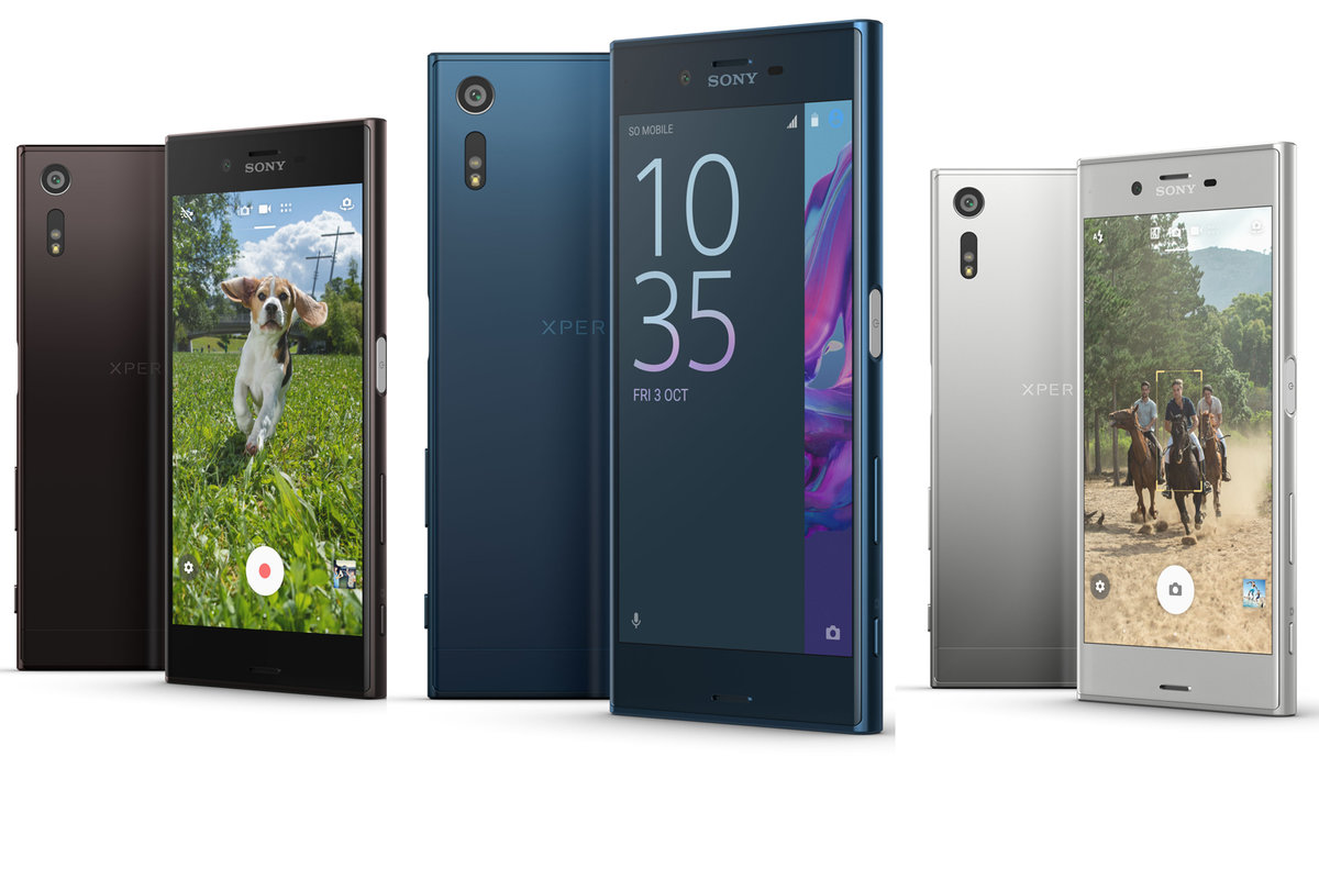 Sony Xperia Xz: Release Date, Specs And Everything You Need To Know   Pocketlint