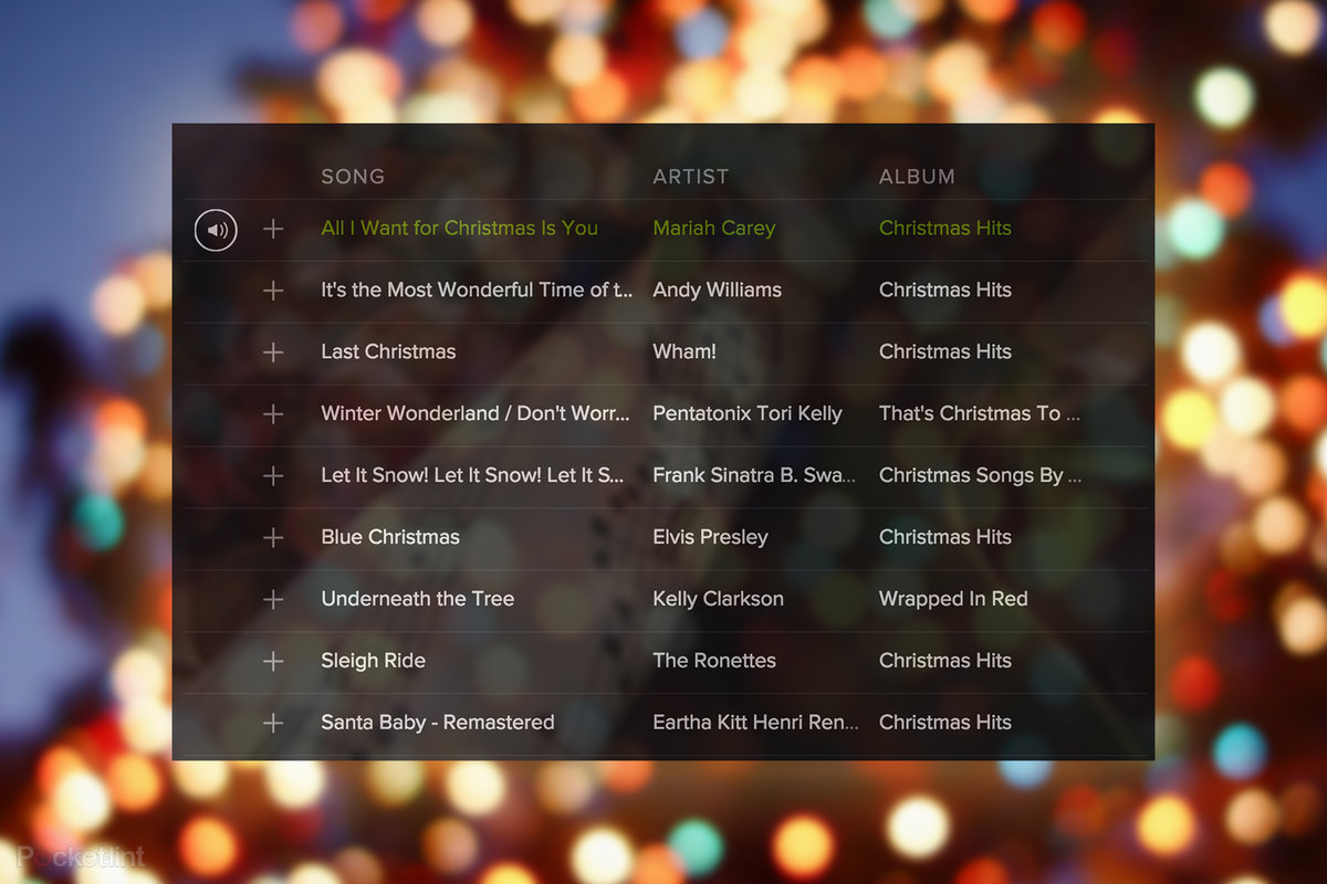 Streaming Christmas Music.New Year Playlist Tips For Making The Ultimate Streaming Playl
