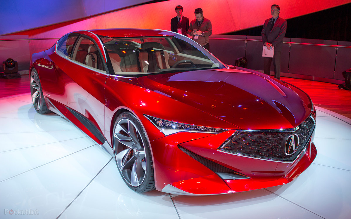 Best Of The Detroit Auto Show In Pictures Pocketlint - American sports cars 2016