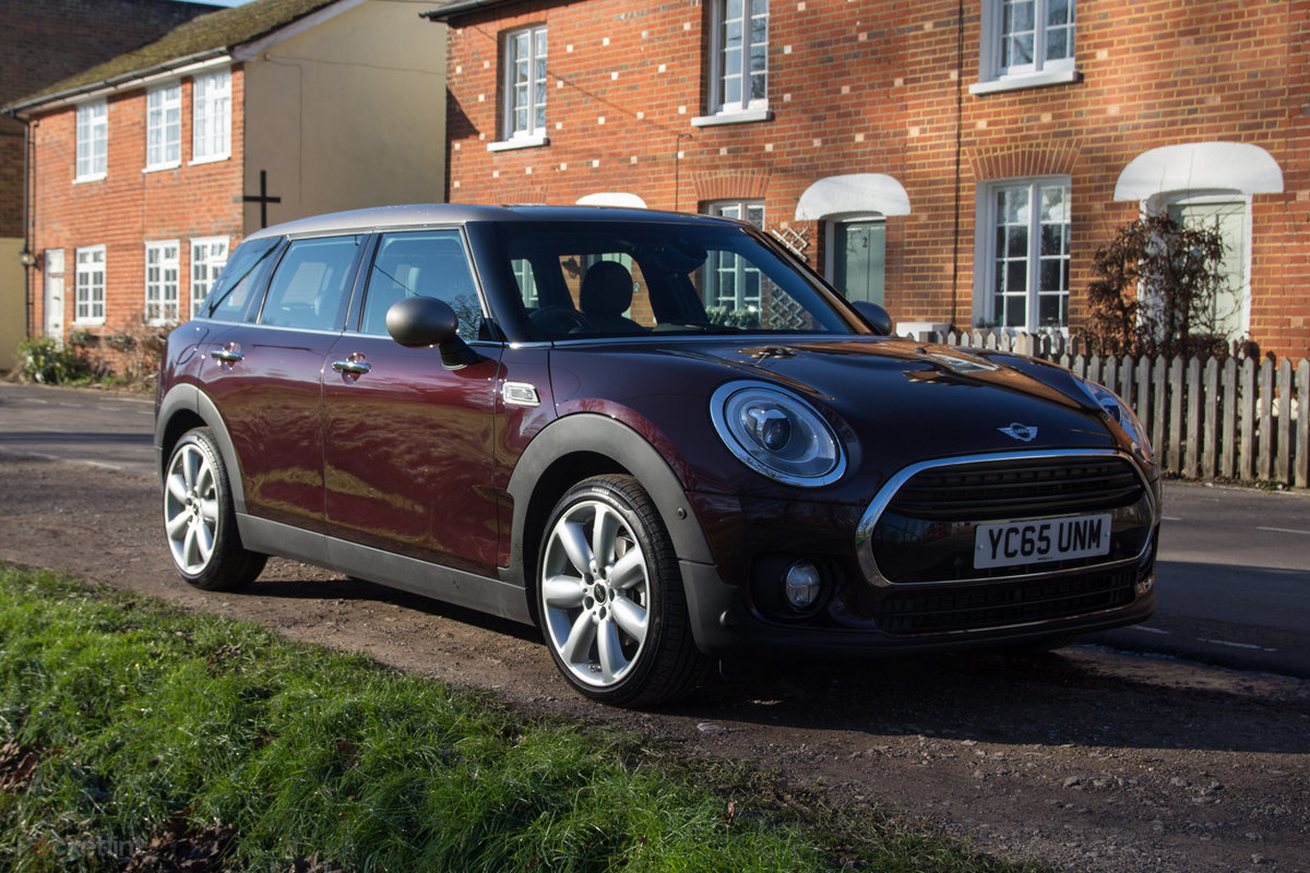 Mini Cooper D Clubman first drive: Retro quirks, now more practical -  Pocket-lint