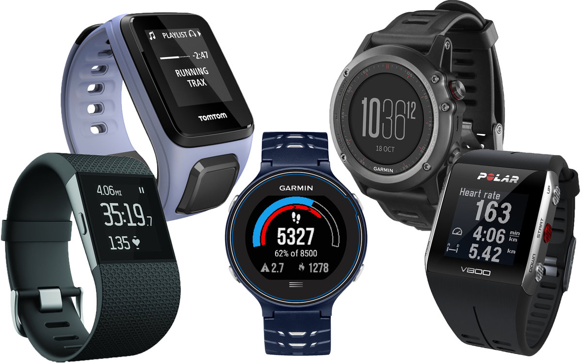 Best Gps Running Watch The Best Sports Watches To Buy Today Pocket Lint