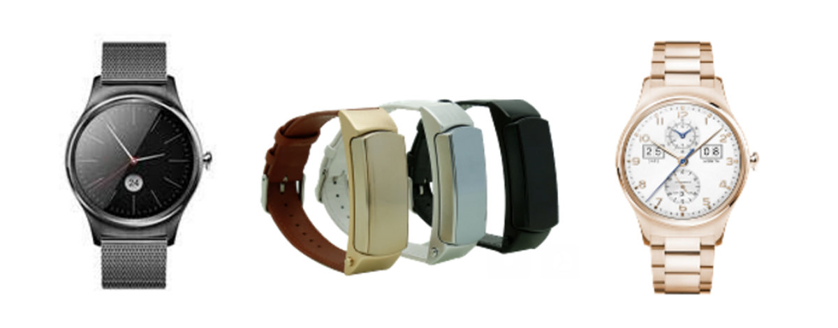 Haier now makes wearables: Haierwatch smartwatch and H-Band act