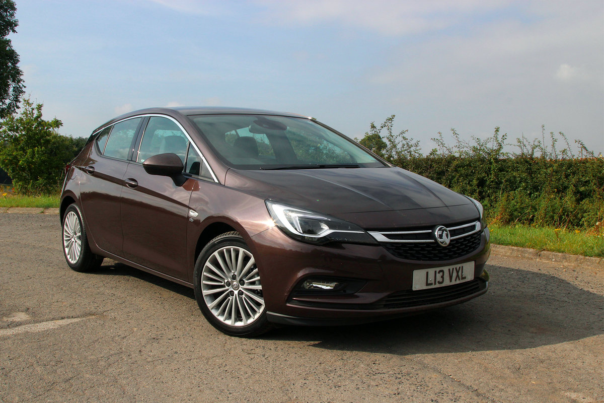 Vauxhall Astra 2016 First Drive The Brit Underdog Pocket Lint Small Cars