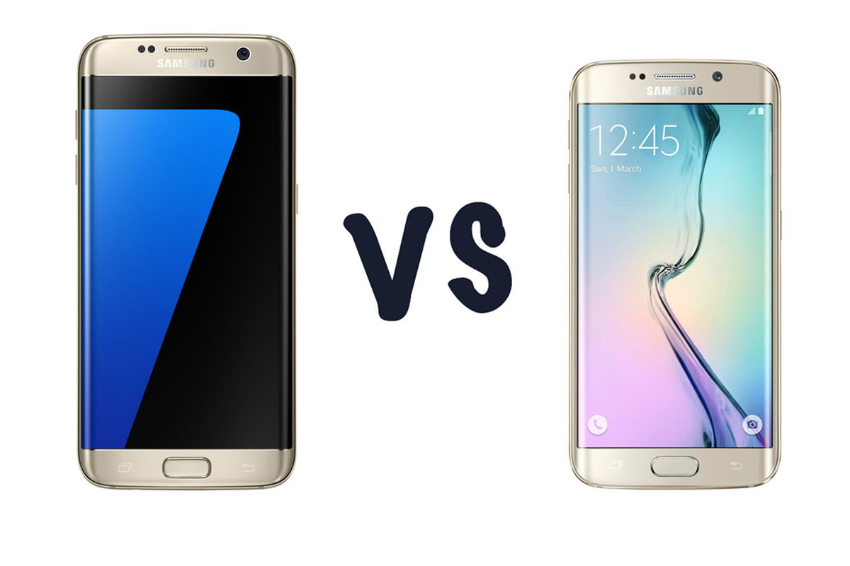 Samsung Galaxy S7 Edge Vs Galaxy S6 Edge What S The Difference