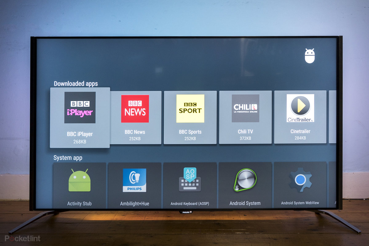 Młodzieńczy Philips PUS8601 4K TV with 4-sided Ambilight review: Colour us ZE87