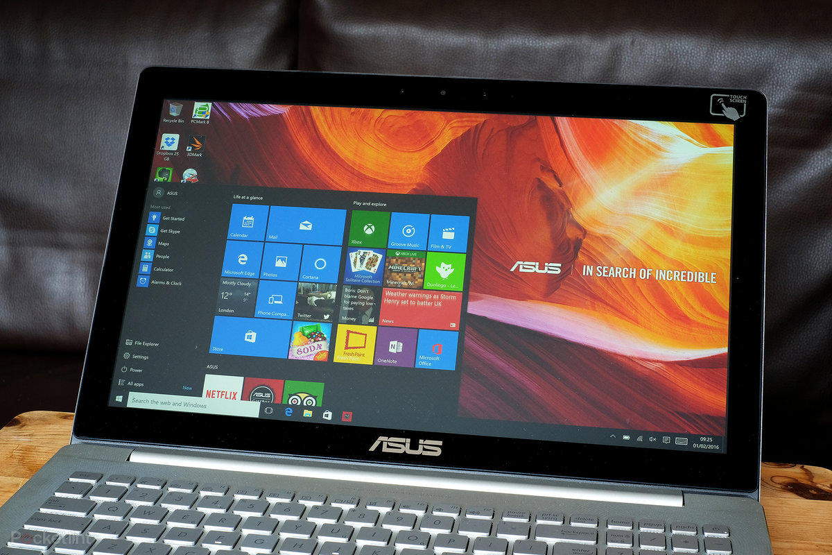 Asus ZenBook Pro UX501 review: Plenty of pros with some amateur