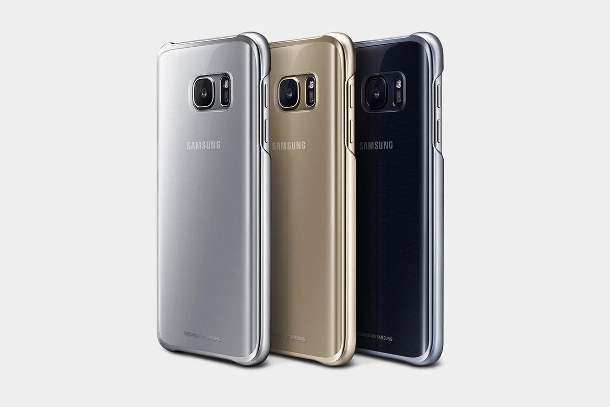 Best Galaxy S7 And Edge Cases Protect Your New Samsung Device Spigen Carbon Case Pocket Lint