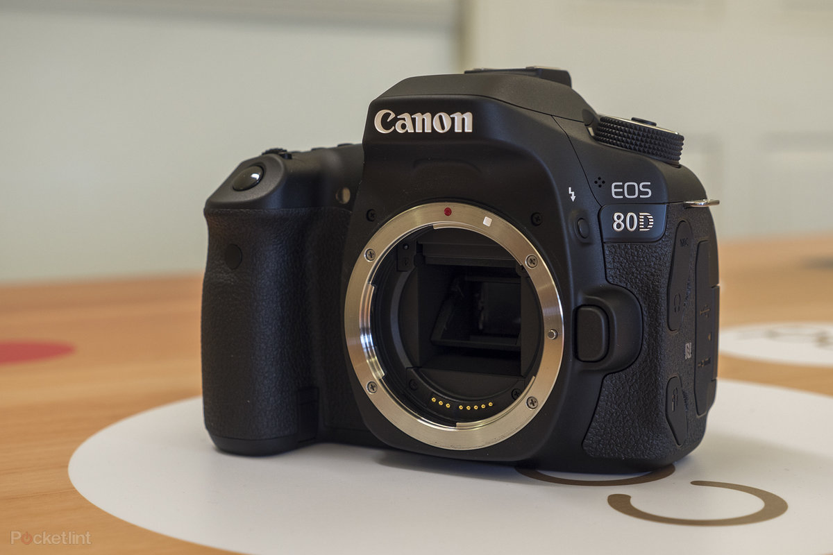 Canon EOS 80D review: The mid-range master