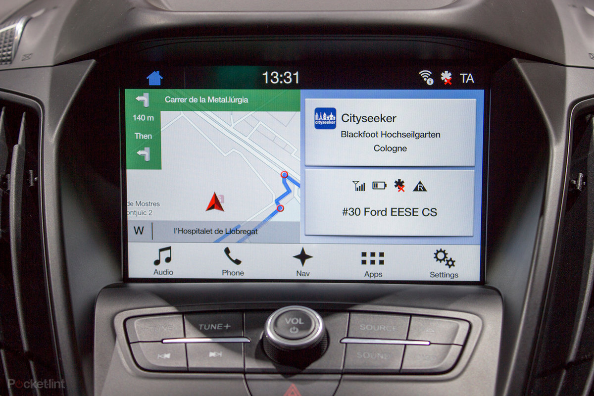 Ford Sync 3 Preview Apple Carplay Android Auto Complete Solut