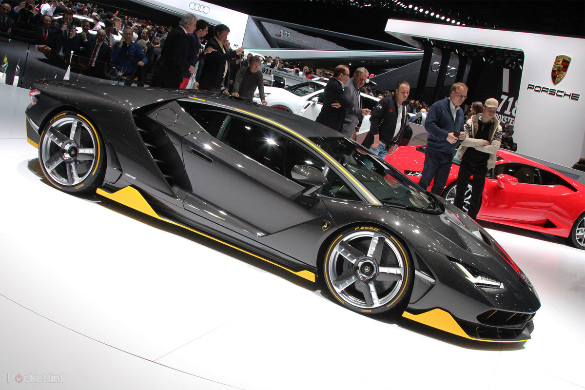 Forza 7 To Ditch Ford For The Lamborghini Centenario As Top Dog