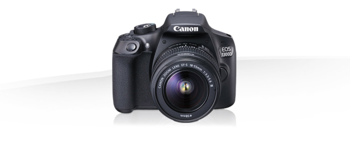 Canon EOS 1300D brings Wi-Fi to the entry-level DSLR - Pocket-l