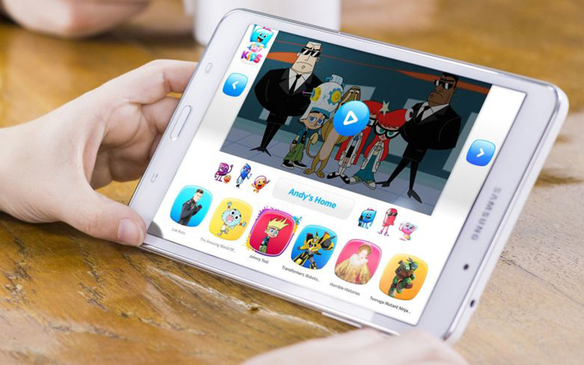 Sky Kids app 'Buddies' bring TV and on demand fun to the little