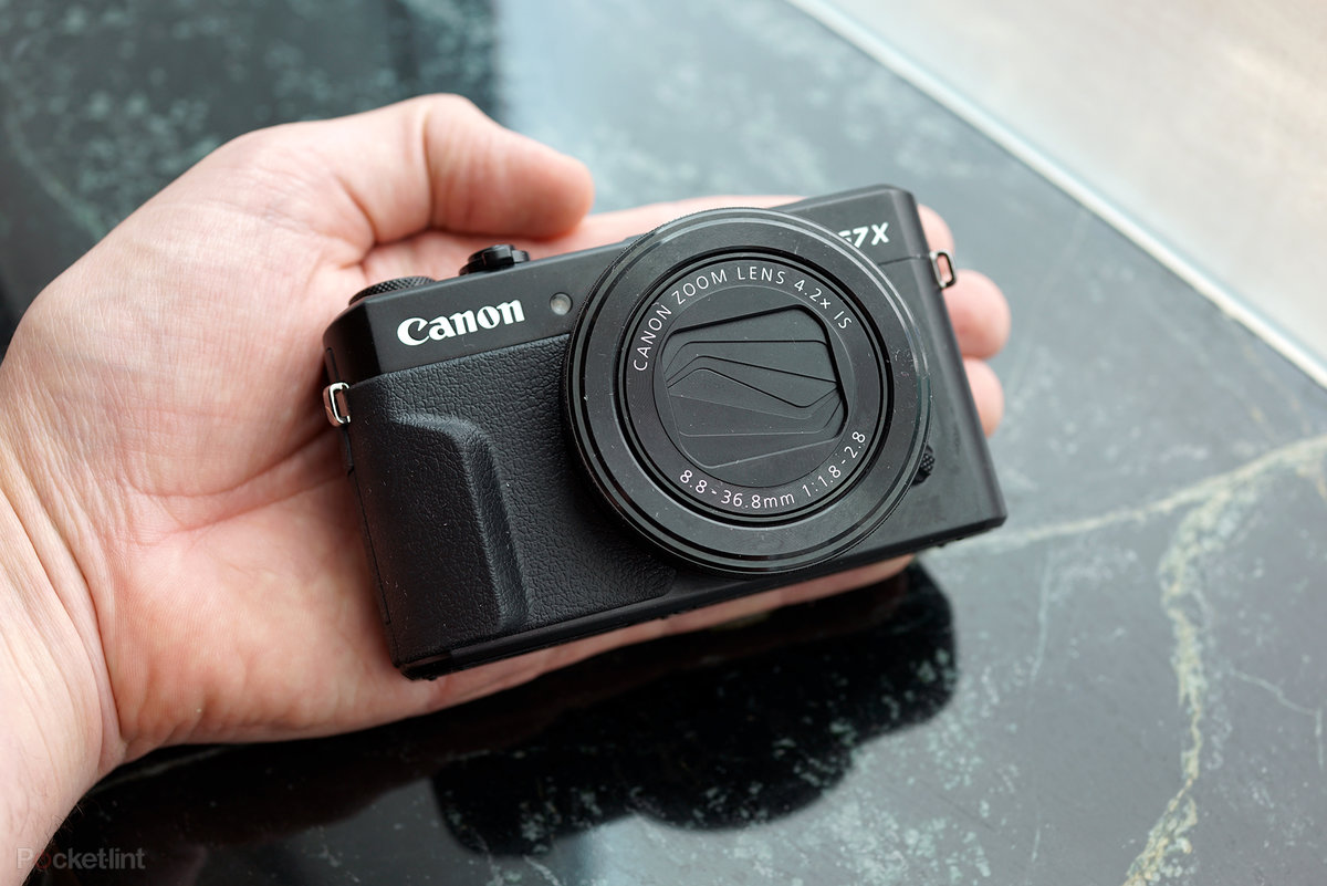 810f462aaa8d Canon PowerShot G7 X Mark II review: Nip and tuck triumphs - Po