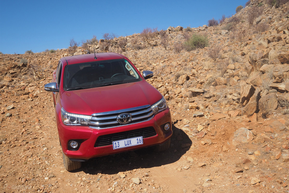Toyota Hilux (2016) review: Invincible by name, invincible by n