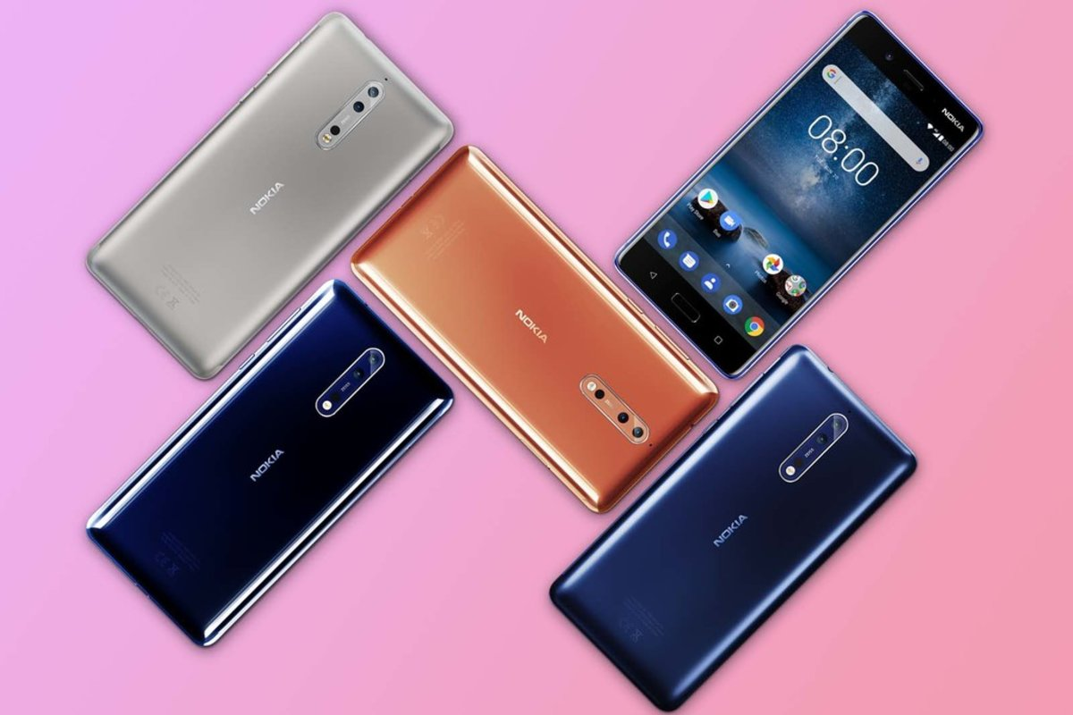 Nokia 8 Release Date Specs And Everything You Need To Know For Nokias Flagship
