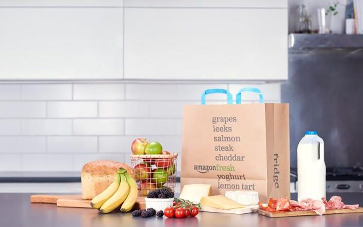 Amazon Fresh now available in extra areas, get your groceries s