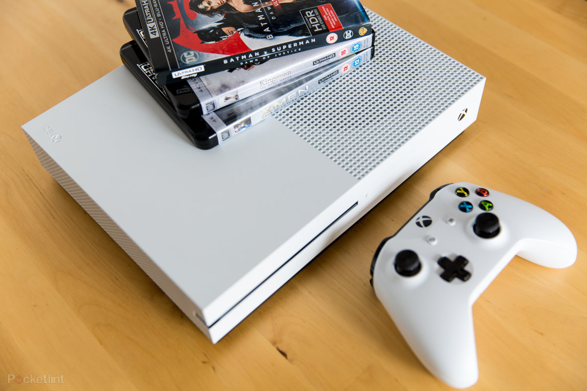 Xbox One S review: Great console and 4K Blu-ray player