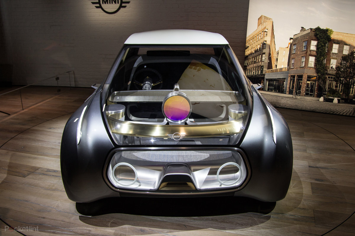 Mini\'s future vision is an urban go-kart, made for sharing ...